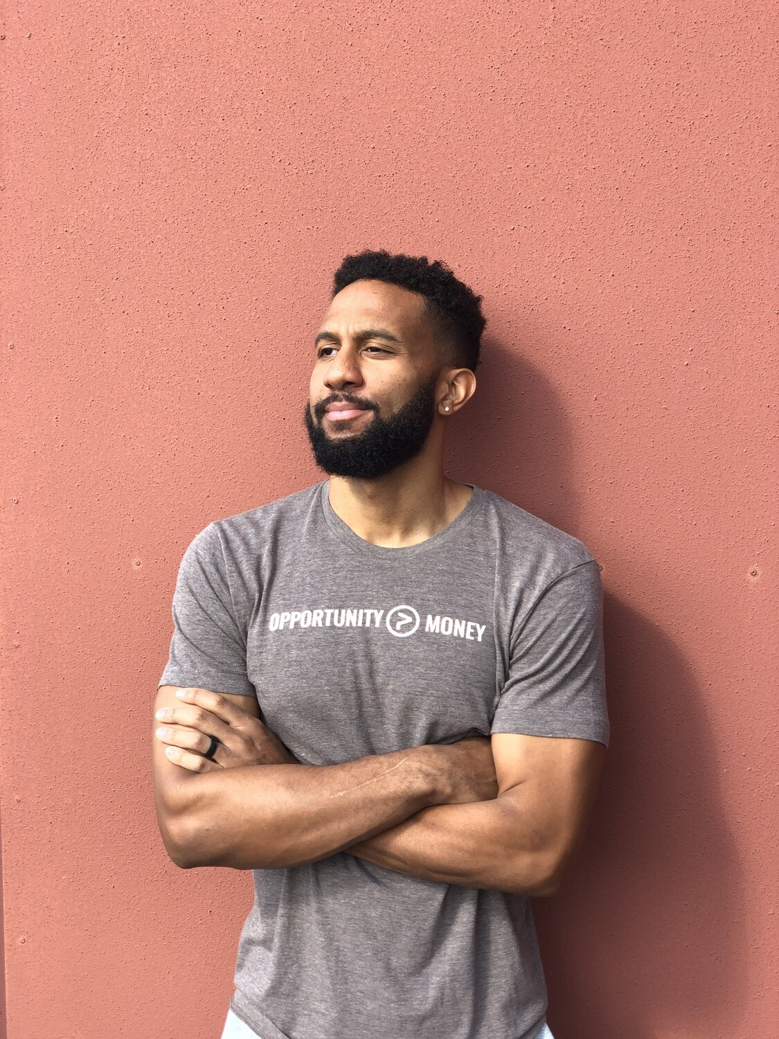 Opportunity > Money Tri-Blend Tee - (Unisex)