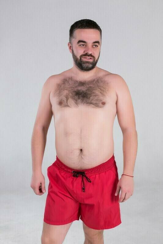 Мужские плавки Красный
