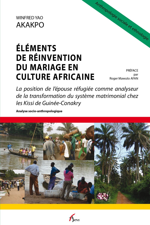 Eléments de réinvention du mariage en culture africaine