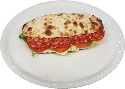 Big Panini Salami Piccante