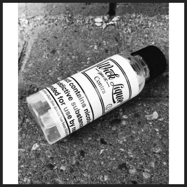 Wick Liquor Contra 50ml 0MG