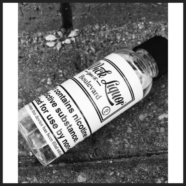 Wick Liquor Boulevard 50ml 0MG