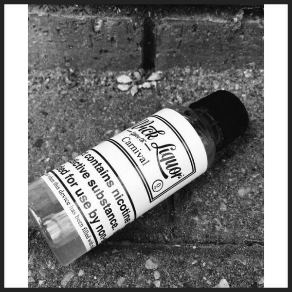 Wick Liquor Carnival 50 ml 0MG