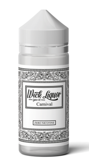 Wick Liquor Carnival 150 ml 0MG