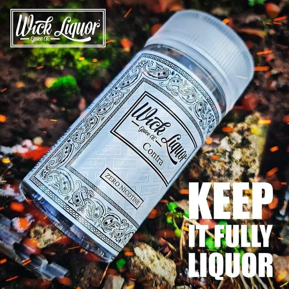 Wick Liquor Contra 150ml 0MG