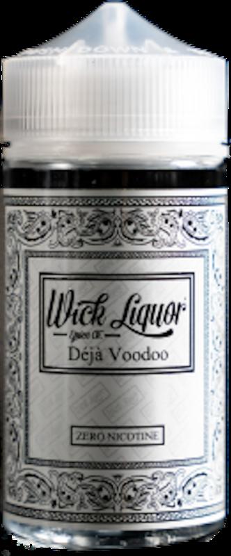 Wick Liquor Deja Voodoo 150ml 0MG