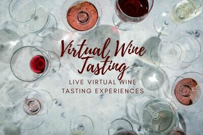 9/12 - Virtual Tasting with Laurence Vuelta of Trinchero Family Estates