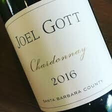 Joel Gott Santa Barbara Chardonnay - SWC $18.74