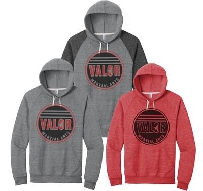 Dyed Logo Hooded Sweatshirt