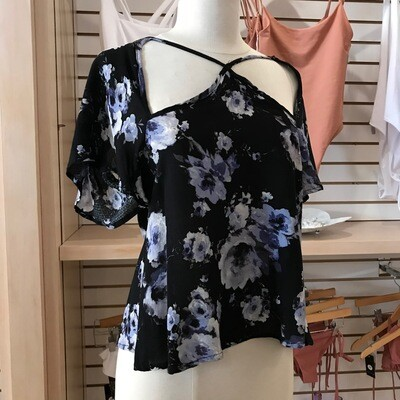 Gianna Floral Top