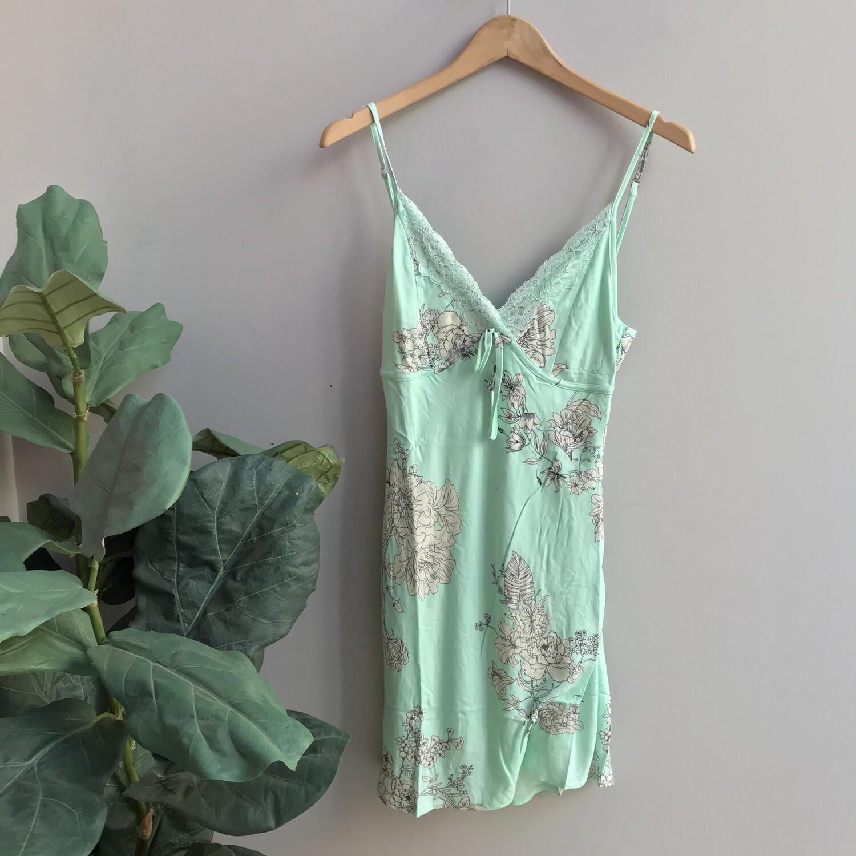 Isabel Floral Print Slip Dress