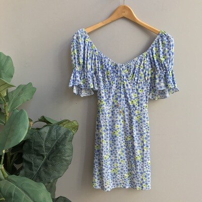 Quinn Floral Print Dress