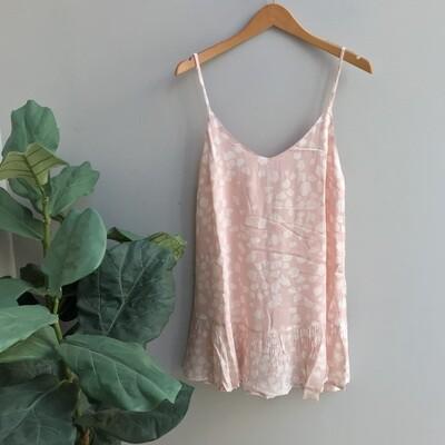 Bailey Petal Print Flow Dress