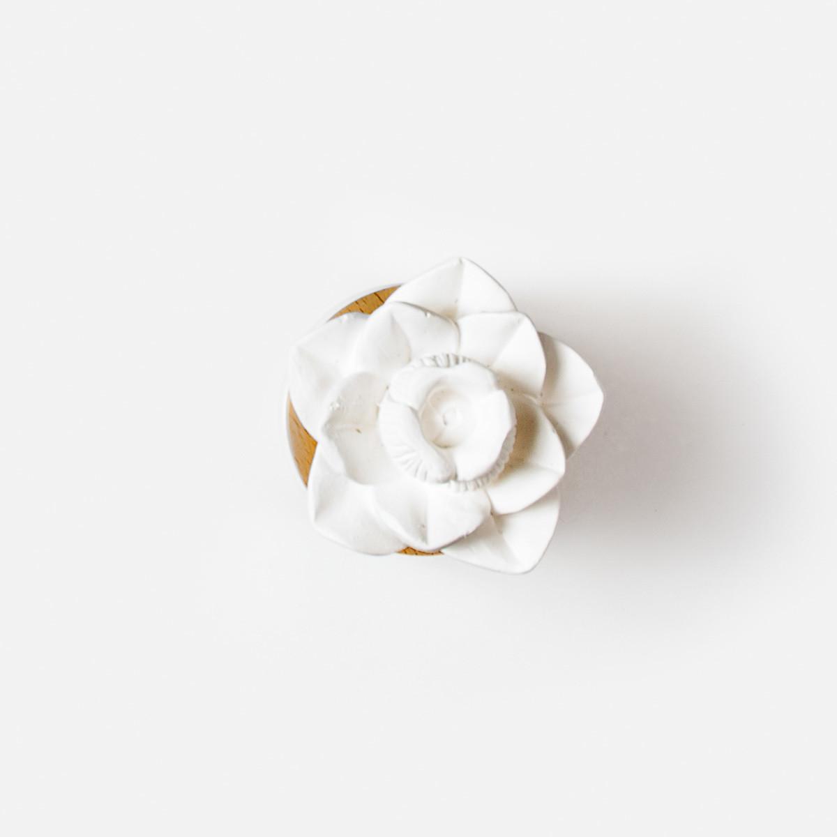 Ceramic Lotus Diffuser