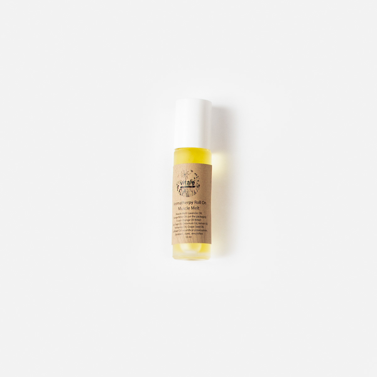 Aromatherapy Roll On | Muscle Melt
