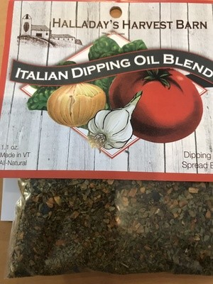 Halladay's Harvest Barn Italian Dipping Oil