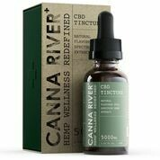 Canna River Full Spectrum Tincture 5000mg