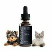 Canna River Broad Spectrum Pet Tincture 200mg