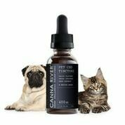 Canna River Broad Spectrum Pet Tincture 400mg