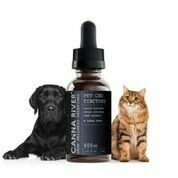 Canna River Broad Spectrum Pet Tincture 600mg