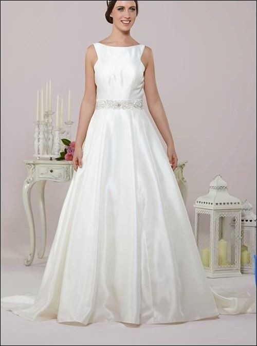 Bridal Gown was £999 SOLD
