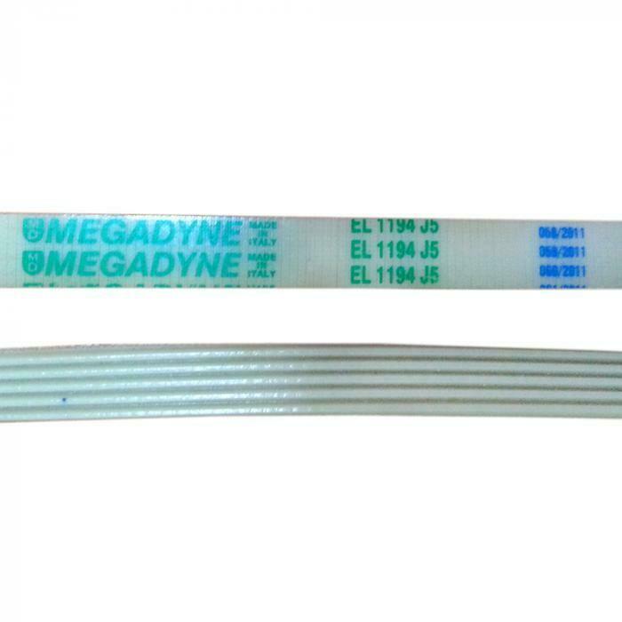 Ремень привода стиральной машины 1194 J5 белый J171