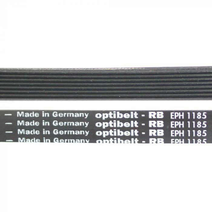 Ремень привода стиральной машины 1185 H8 L-1145 мм H119