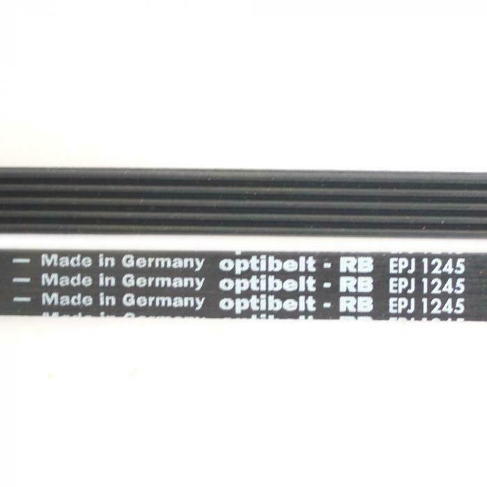 Ремень для стиральной машины 1245 J5 L-1192 мм, чёрный J460