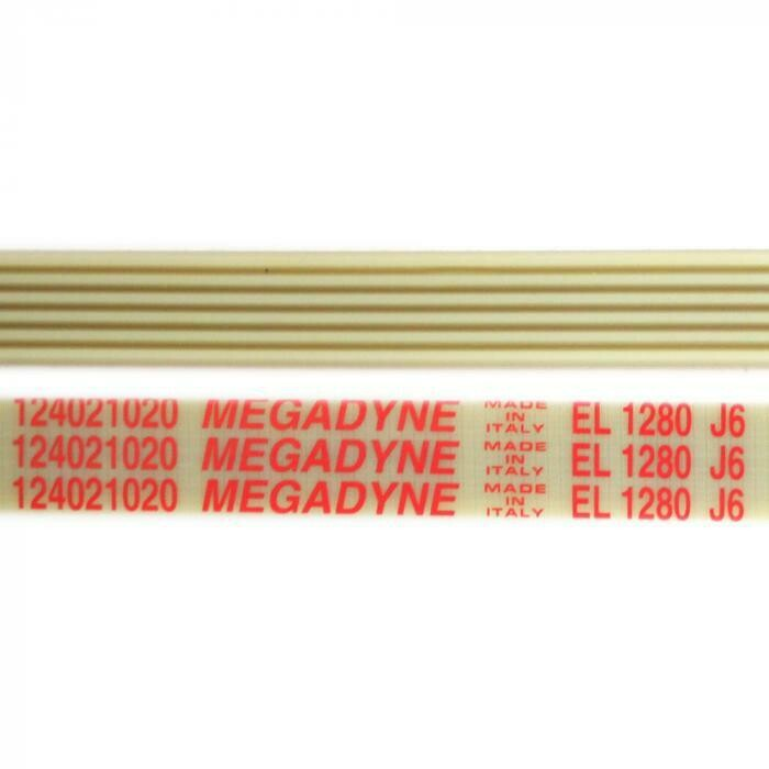 Ремень привода стиральной машины 1280 J6 L-1228 мм J507