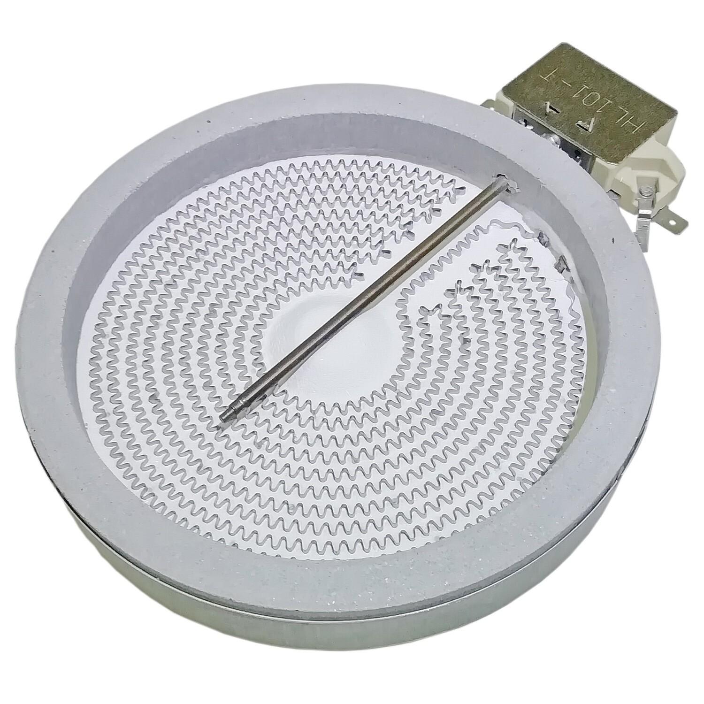 Электроконфорка для стеклокерамических плит D165mm 1200вт