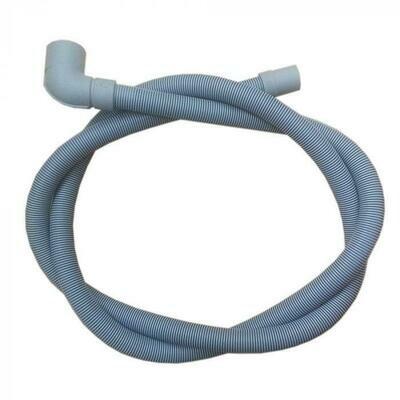 Угловой шланг для слива воды Indesit, Ariston С00091775