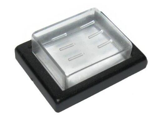 Влагозащитный колпачок на выключатель 29х37мм