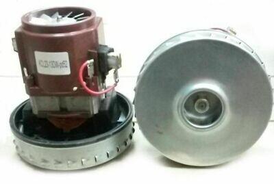 Мотор пылесоса моющего 1800w KCL23-13DW-pd52 H=134 D=123 h=32