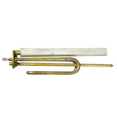 ТЭН RCA PA 1,5 кВт M5 для водонагревателей Аристон с анодом 816644K