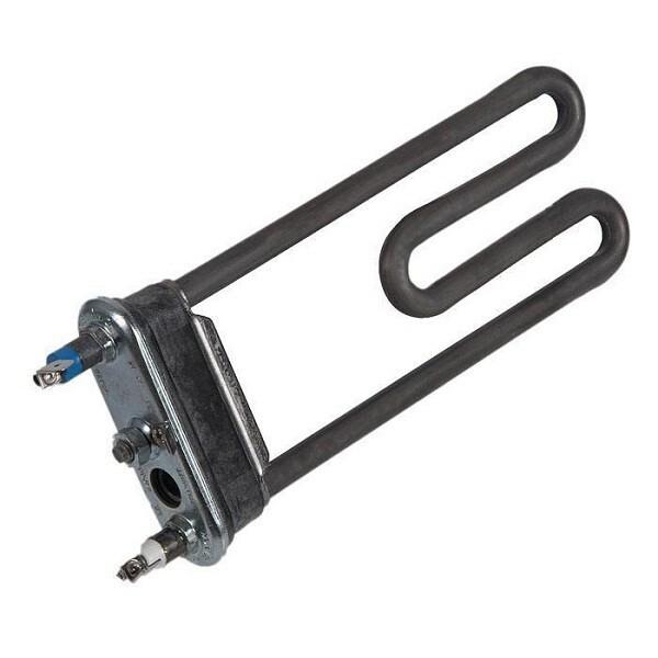 Тэн 1750W, L=230mm (прям с отверстием) 1101050,  ARISTON HTR011AR