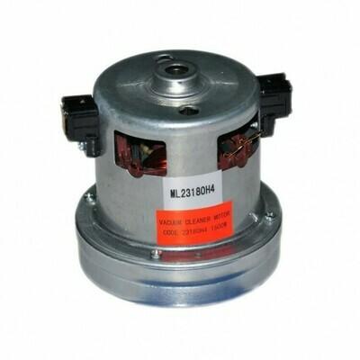 Двигатель для маленьких пылесосов, 1600W,  H-107 мм, D-106,5 мм