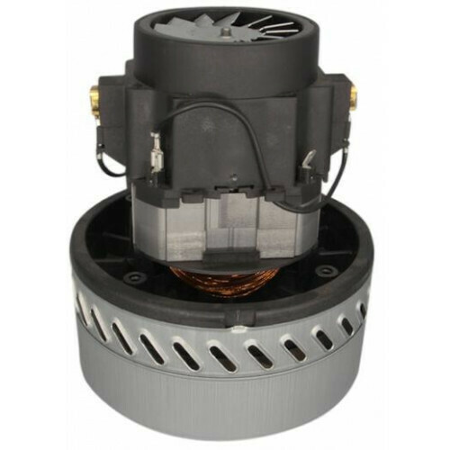 Двигатель пылесоса 1000W высокий (моющий)  H-167 mm