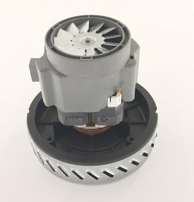 Двигатель пылесоса 1000W низкий одностадийный (моющий)  2868SE,  H=137mm, AMETEK
