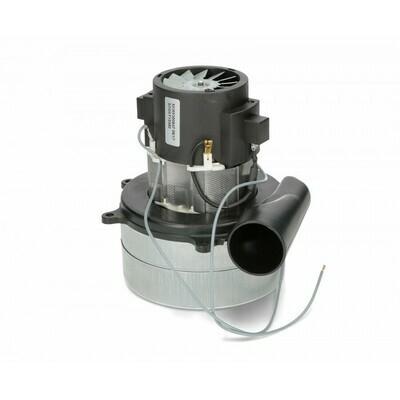 Мотор пылесоса моющего 1200W AMETEK H=177, D=143mm VAC038UN