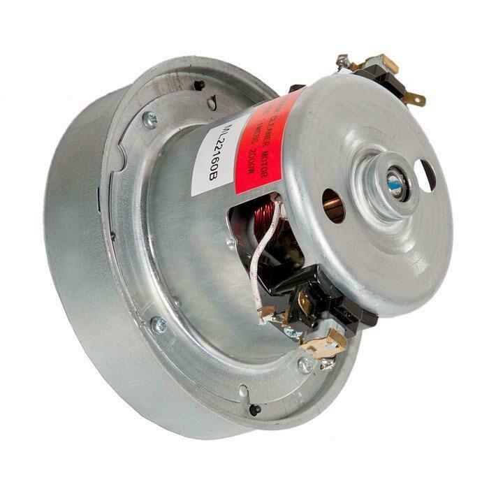 Пылесос Двигатель Samsung 2000W H=119,5mm 11ME85 VACO46UN