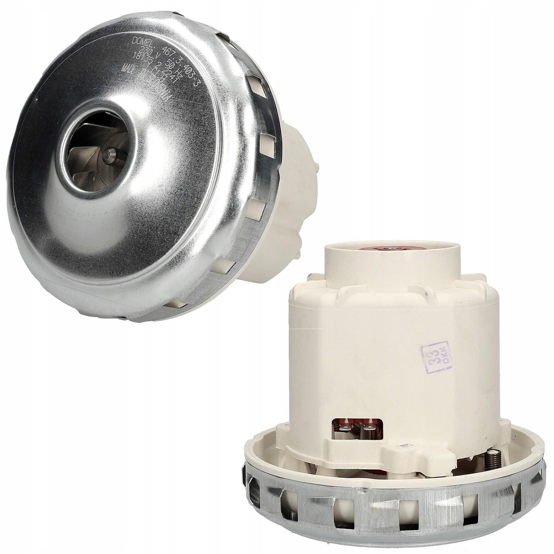 Пылесос Двигатель THOMAS 1350W 100368 (54AS016) DOMEL 467.3.403 D=135 H=128mm VAC039UN (HX-80L) оригинальныйПылесос Двигатель THOMAS 1350W 100368 (54AS016) DOMEL 467.3.403 D=135 H=128mm VAC039UN (HX-8