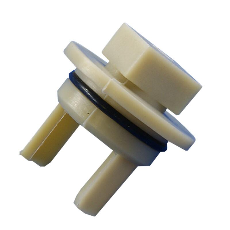 Втулка шнека мясорубки BOSCH BS002 N495 (Европласт) без отверстия.