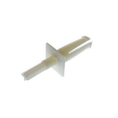 Палец крепления амортизатора с распорной втулкой, Н=35мм