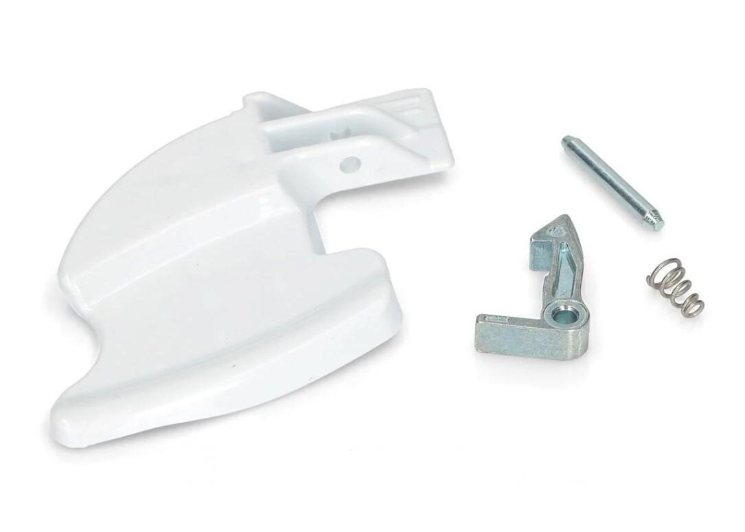 Ручка люка для стиральных машин Candy 41028663(Оригинал)DHL012CY