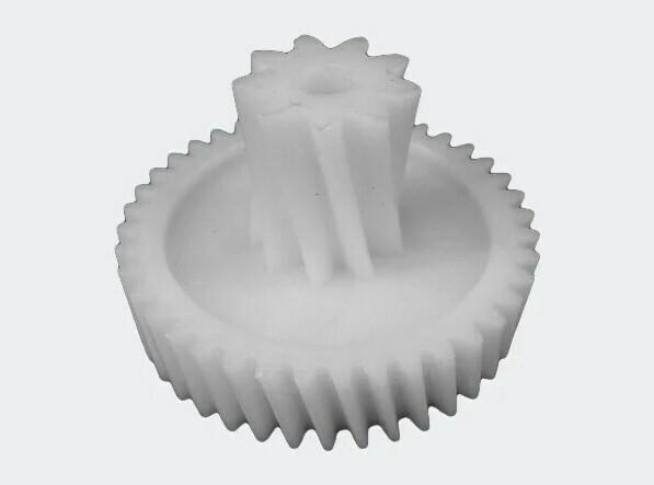 Шестерня мясорубки Philips HR2733 D80/34 H40/16 средняя, 13/48 зубья косые
