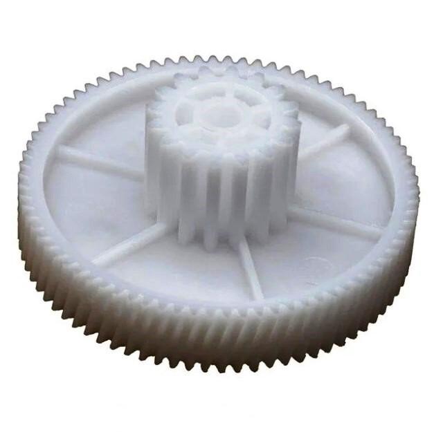 Шестерня мясорубки Vitek, Panasonic сред, 14 и 60 прям зуб D76/31 H47/20 d=8mm