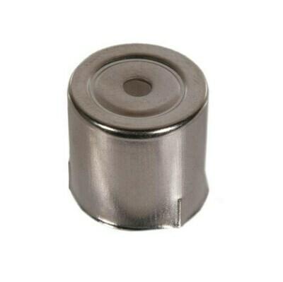 СВЧ Колпачок от магнетрона к СВЧ 15/13 mm круг. (круглое отверстие малое) SVCH017