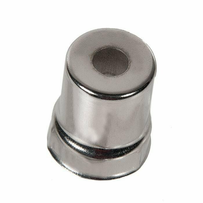 СВЧ Колпачок от магнетрона к СВЧ 15mm LG (круглое отверстие) SVCH048