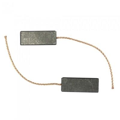 Щетки Электродвигателя (5х13.5х35), 2шт, провод центр, Сэндвич