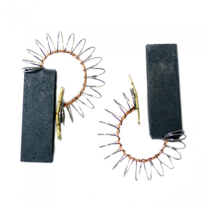 Щетки электродвигателя 5x12,5x36 2 шт, с пружиной